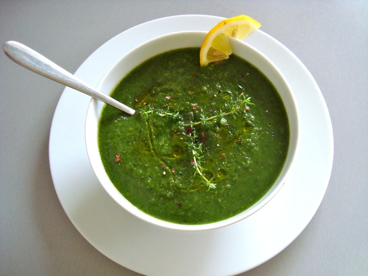 Green Monster Soup | vegetable recipes | Pinterest | Green, Soups and ...