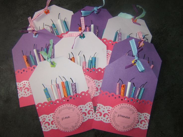 uitnodiging kinderfeestje