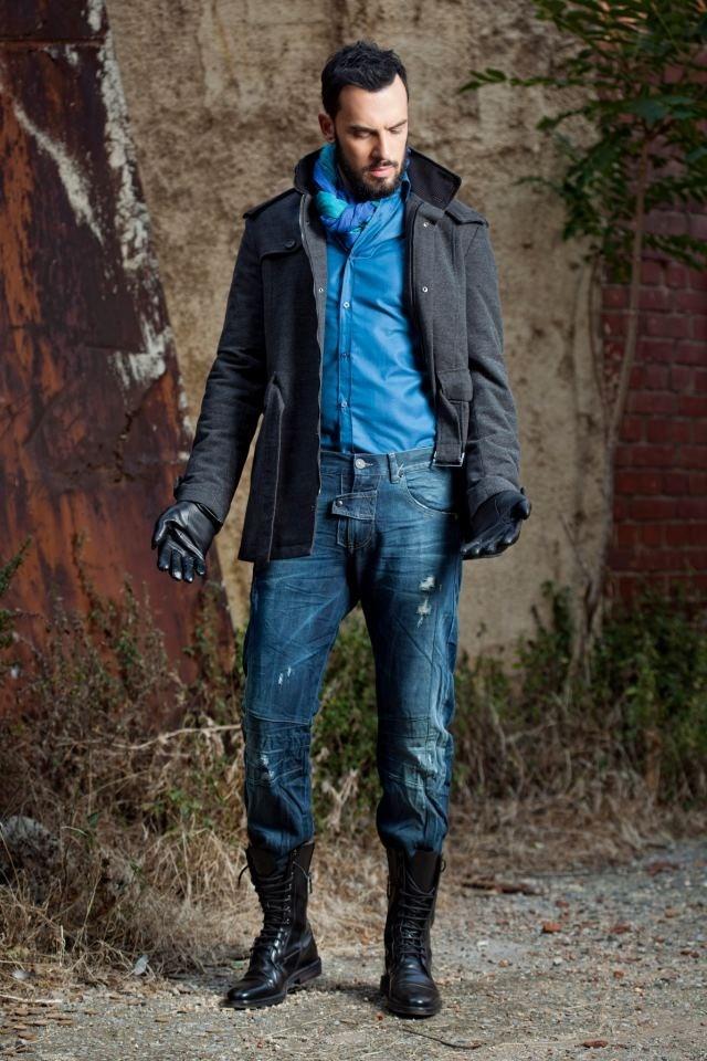 Stefan e gio campaign fall/winter 2012/13