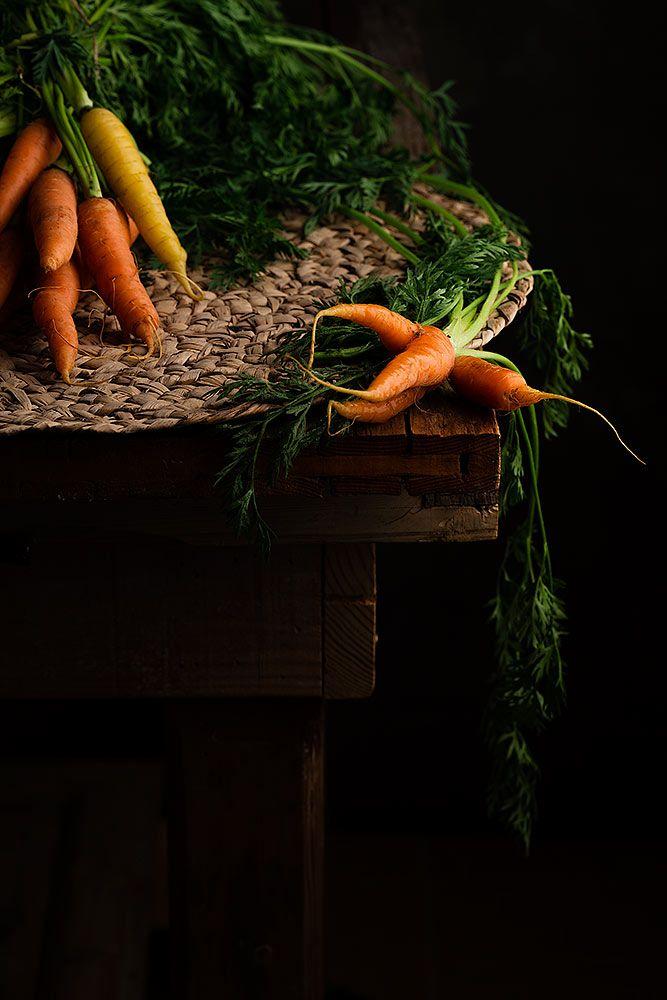 Carrots by Raquel Carmona