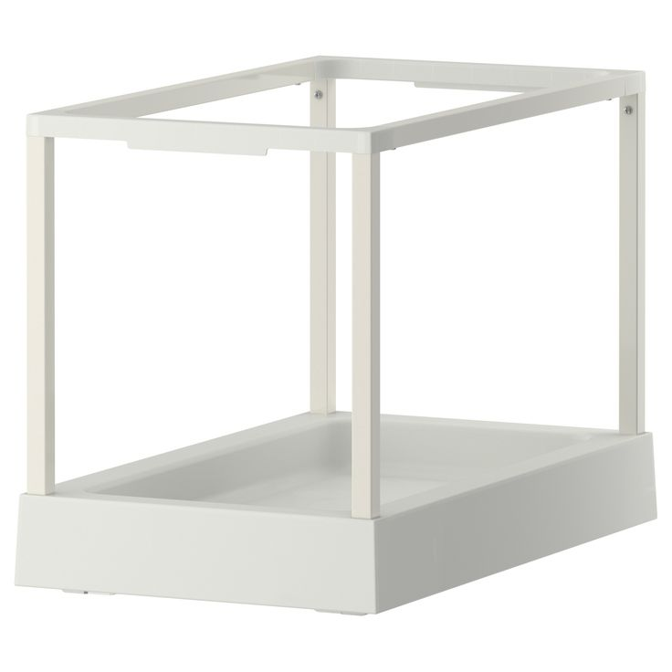 UTRUSTA Pull-out waste sorting tray - IKEA