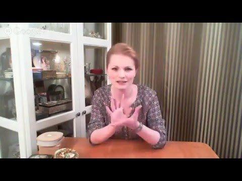 """Наталья Родина - """"Декупаж от грунта до лакировки"""" - YouTube"""