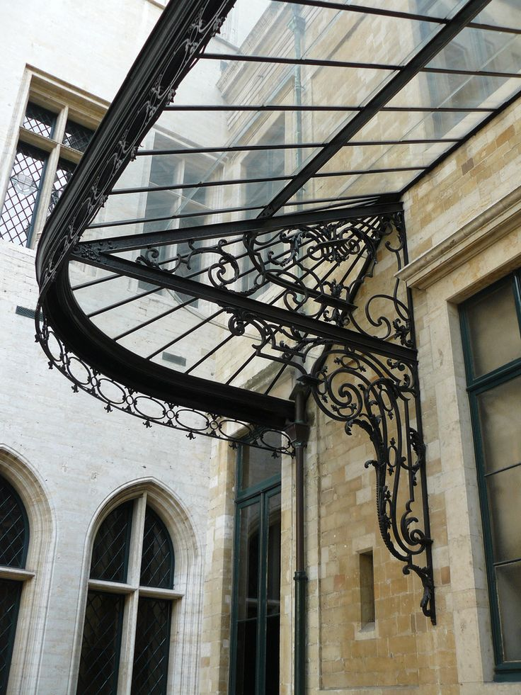 Wrought Iron details, via Flickr