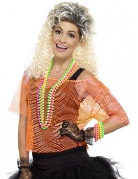 1980's Fancy Dress - Aloha Fancy Dress