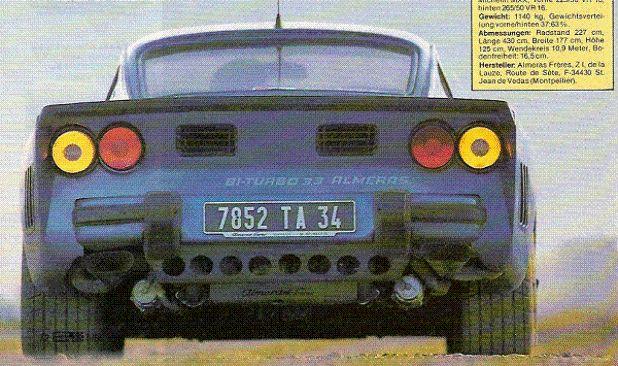 http://www.razaoautomovel.com/maquinas-do-passado/esta-a-venda-o-unico-e-imaculado-porsche-911-almeras-3-3-bi-turbo-de-1983 | Está à venda o único e imaculado Porsche 911 Almeras 3.3 Bi-Turbo de 1983
