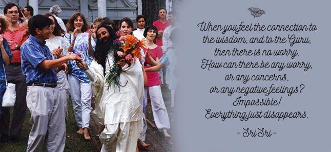 Sri Sri's Message On Guru Purnima 2015 | The Art Of Living Global