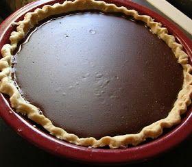 Grandma's Chocolate Pie image