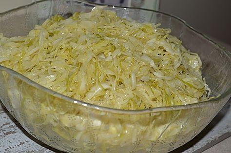 24 Stunden Krautsalat (Rezept mit Bild) von Joseph!ne   Chefkoch.de