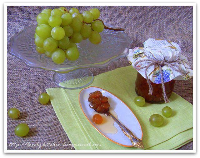 Варенье из винограда. Изюмное :)