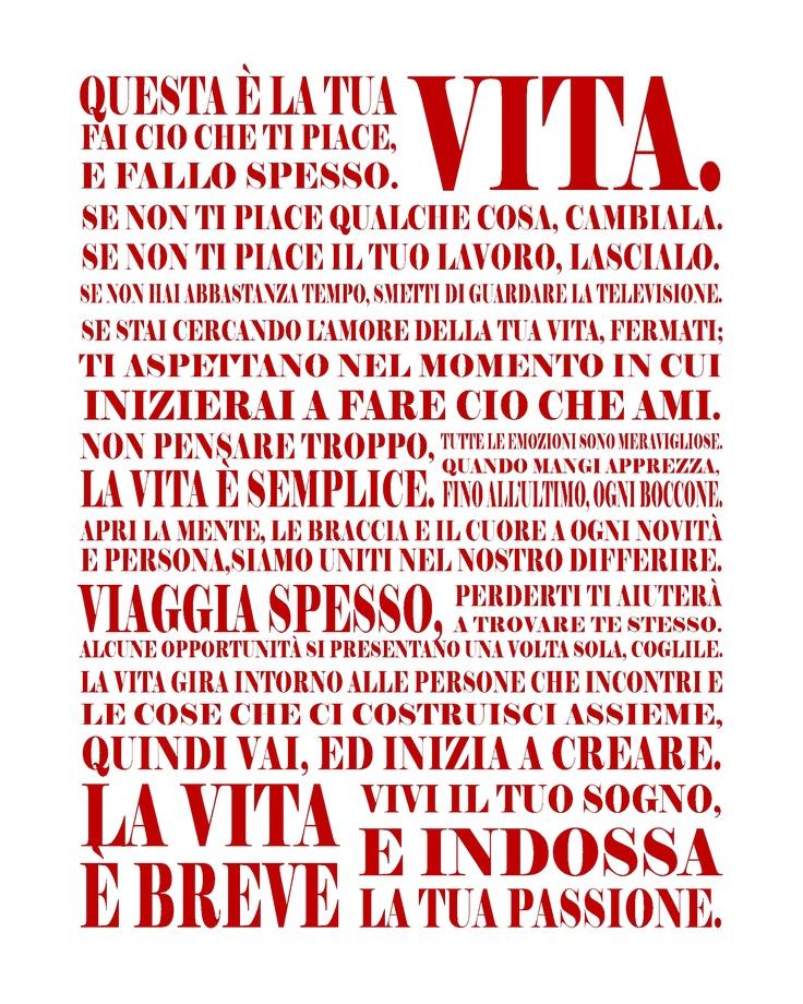 lingua italiano :-)