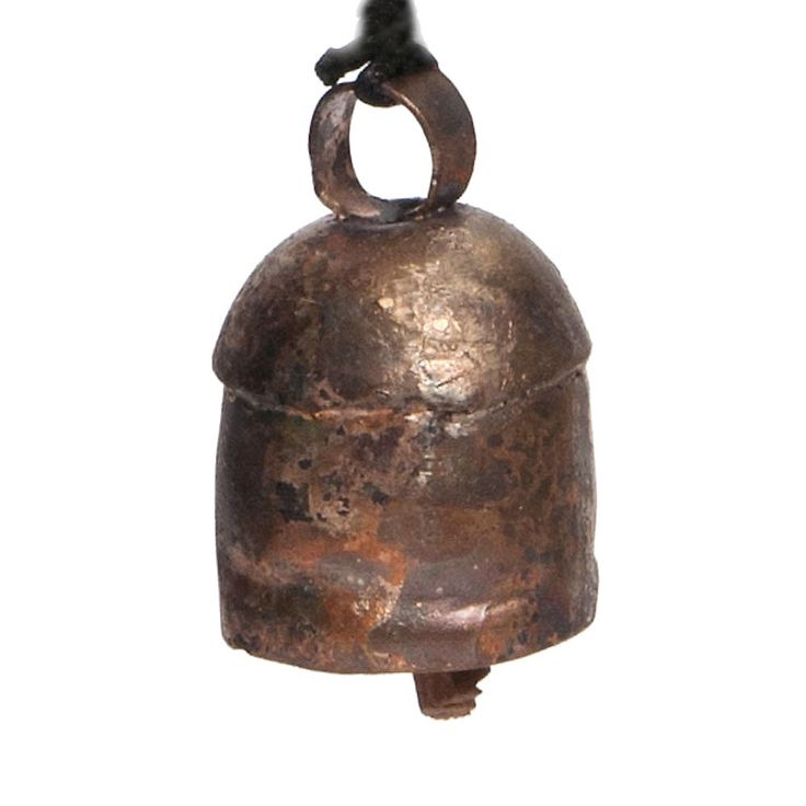 Noah Bells are the ideal melodic garden accents. Each bell is individually tuned to create a distinct pleasing tone, and they are handcrafted from copper, iron, and wood to produce a unique appearance that will enhance your exterior space.