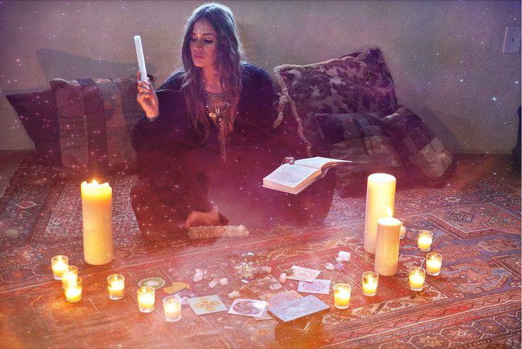Магия Ведьмы Для Похудения. Как похудеть с помощью заклинания?