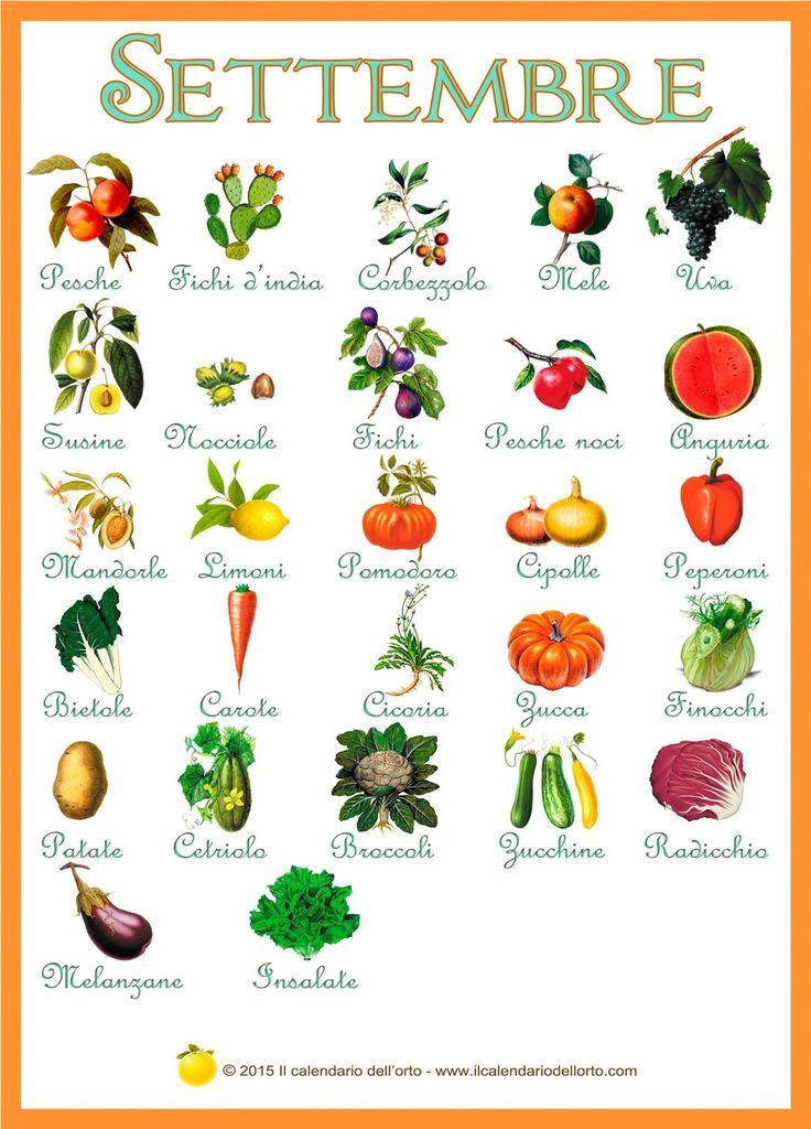 frutta e verdura di dicembre - Cerca con Google