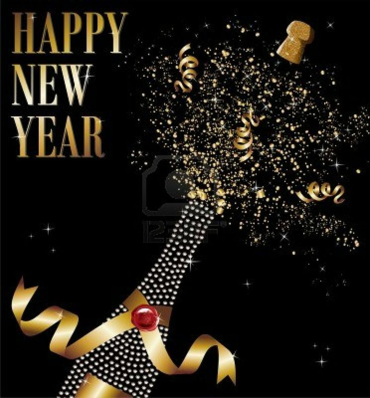 383 best NEW YEAR DDS images on Pinterest | Happy new year, New ...