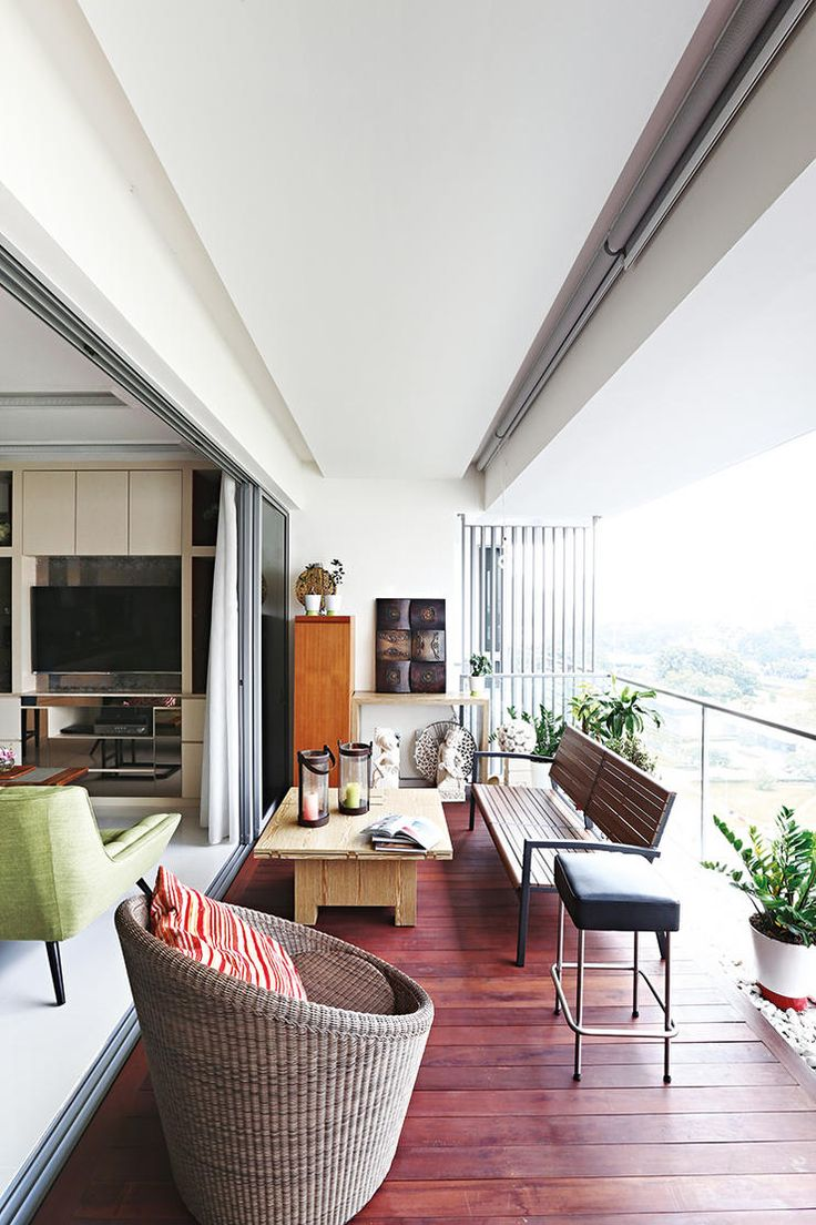 Balcony gardening living small condo owners utilize outdoor space - Cecilia And Winarto Couldn T Add Built In Furnishings To The Balcony So Balcony Ideasthe Balconyoutdoor Spacesoutdoor Livingcondossingaporehome