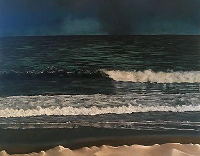 """Check out new work on my @Behance portfolio: """"avant la tempête"""" http://be.net/gallery/43362311/avant-la-tempete"""