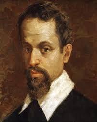 Italian composer Claudio Monteverdi (1567-1643).