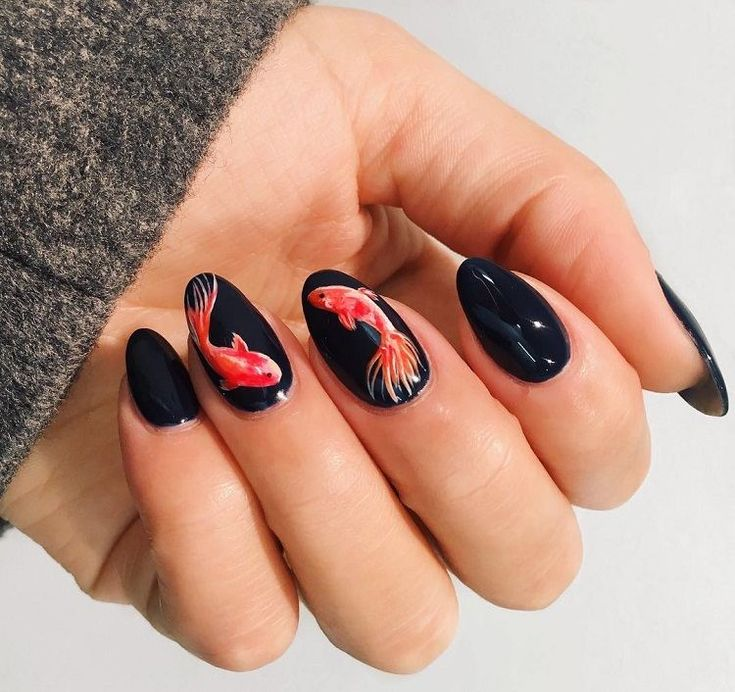 Zodiac sign makeup and nail decor inspired by astrology