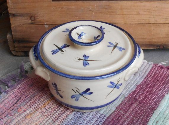 Handmade pottery casserole   ceramic bakeware  by TallPinesPottery