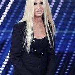 """Sanremo 2016, Donatella Versace a Virginia Raffaele: """"Vieni a farmi da controfigura"""""""