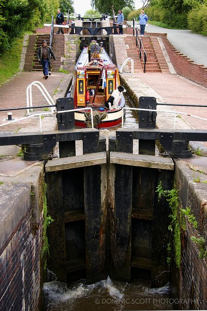 Grindley Brook Staircase Locks   Flickr - Photo Sharing! By Dominic Scott Photography
