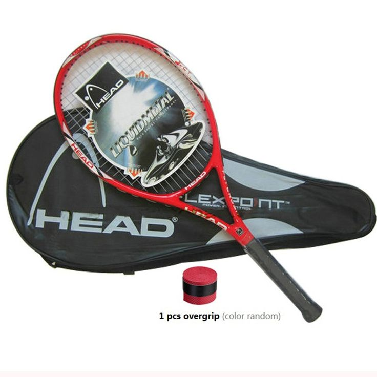 17.40$  Buy here - http://alivmm.shopchina.info/go.php?t=32576829880 - High Quality Carbon Fiber Tennis Racket Racquets Equipped with Bag Tennis Grip Size 4 1/4 raquetas de tenis Free Shipping  #buymethat
