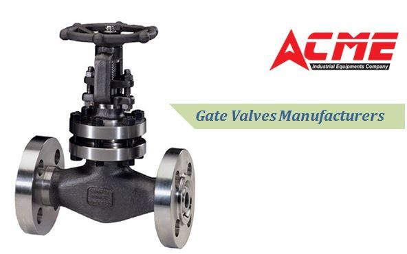 The gate valve is considered to be the most popular style of valve in the world of flow control. It is a type of valve having a gate that moves perpendicular to flow of the service and hence the name. We offer unified and latest range of these valves in different designs and size according to our customer's demands.  For more info visit @https://goo.gl/VjiWiy   OR   Contact : +91 9908082672 #gatevalves #gatevalvesmanufacturers #gatevalvessuppliers
