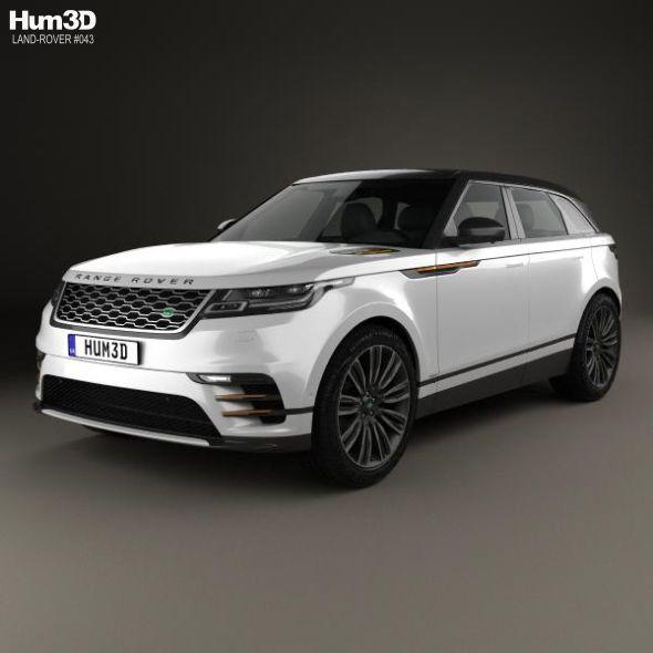 Land Rover Range Rover Velar 2018 Land Rover Range Rover Land Rover Car