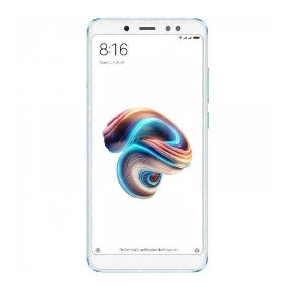 Xiaomi Redmi Note 5 64gb Azul A Precio Barato Tienda De Moviles