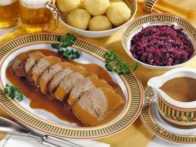 #German #Cuisine #Recipe #beef #sauerbraten