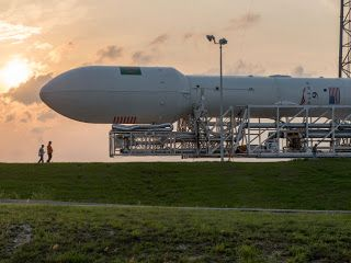 Watch live: SpaceX is about to launch the first 2 of nearly 12000 satellites to blanket Earth in high-speed internet
