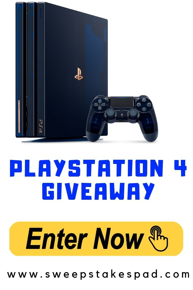 Playstation 4 Console Giveaway Giveaway Sites Playstation 4 Giveaway Generator