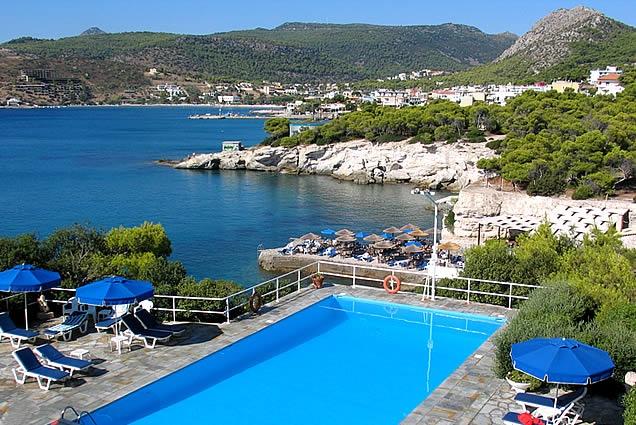 View towards Sotos - Agia Marina