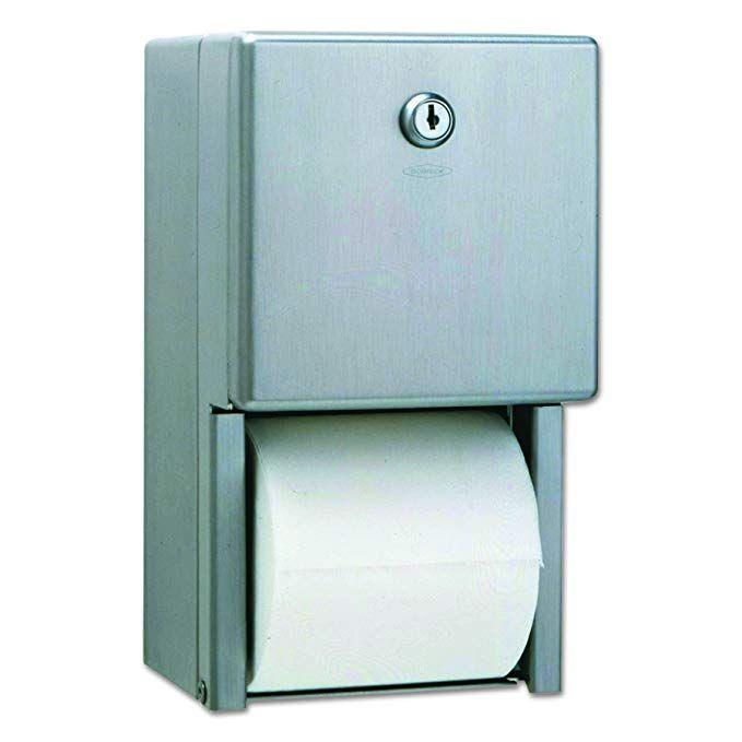 Bobrick B 2888 Classic Series Surface Mounted Multi Roll Toilet Tissue Dispenser Satin Review Toilet Paper Holder Steel Bath Paper Dispenser