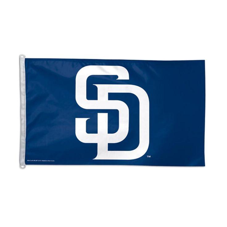 San Diego Padres MLB 3x5 Banner Flag (36 x 60)