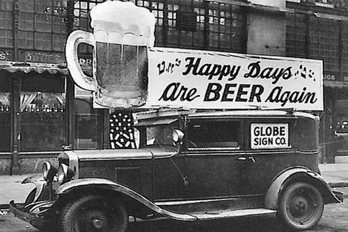 #TodayInCAHistory: California voters elected delegates to a Constitutional convention to ratify the 21st Amendment on June 27, 1933 by a margin of 75%, which overturned prohibition mandated by the 18th Amendment in December of the same year.