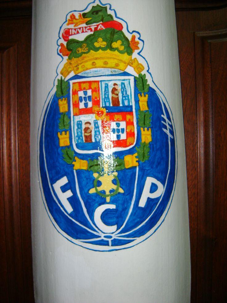 telha do Porto pintada por Teresa