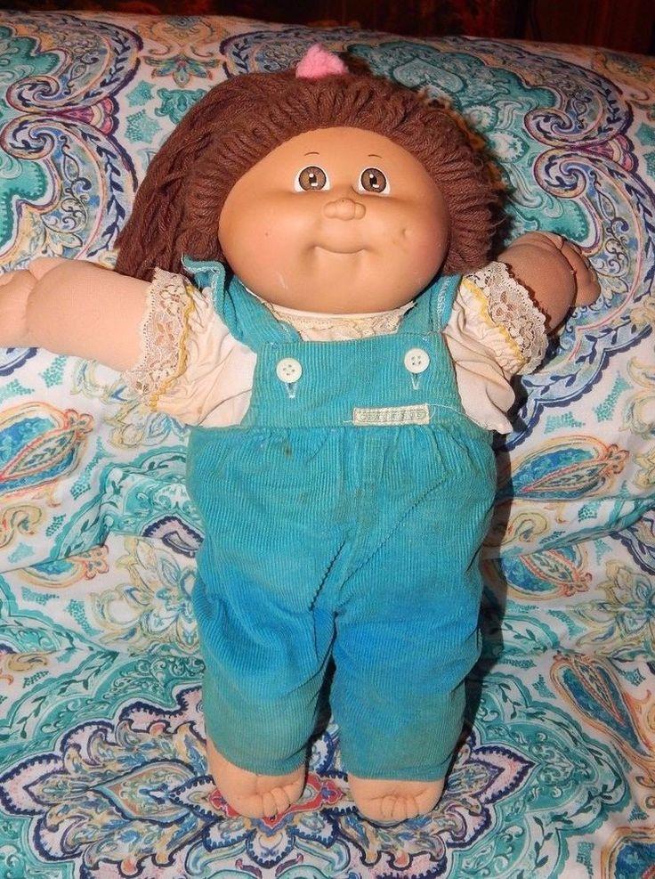 original cabbage patch dolls on pinterest cabbage patch kids names boy cabbage patch dolls. Black Bedroom Furniture Sets. Home Design Ideas