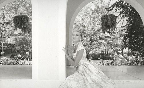 Grace Kelly by Tom Palumbo