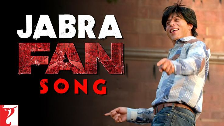 too good ... he looks even more adorable in this avatar... but the end looks scary!!! ....................... Jabra Fan Song | Shah Rukh Khan | #FanAnthem