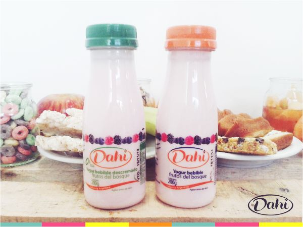 ¡Martes Bebible! ¿Con qué acompañás tu yogur de todas las mañanas? #Dahi #ElVerdaderoYogur #DahiBebible