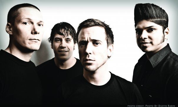 Billy Talent have revealed their new album 'Dead Silence' will be released on September 7. Album artwork below: