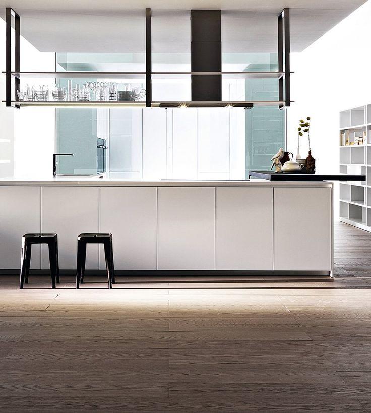 Dada has a new home in zurich kitchen minimal molteni c for Arredamenti molteni
