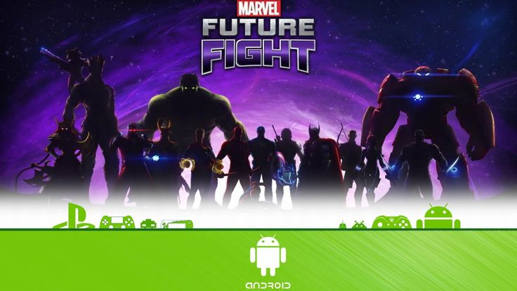 MARVEL Future Fight - First Look (Android Gameplay)