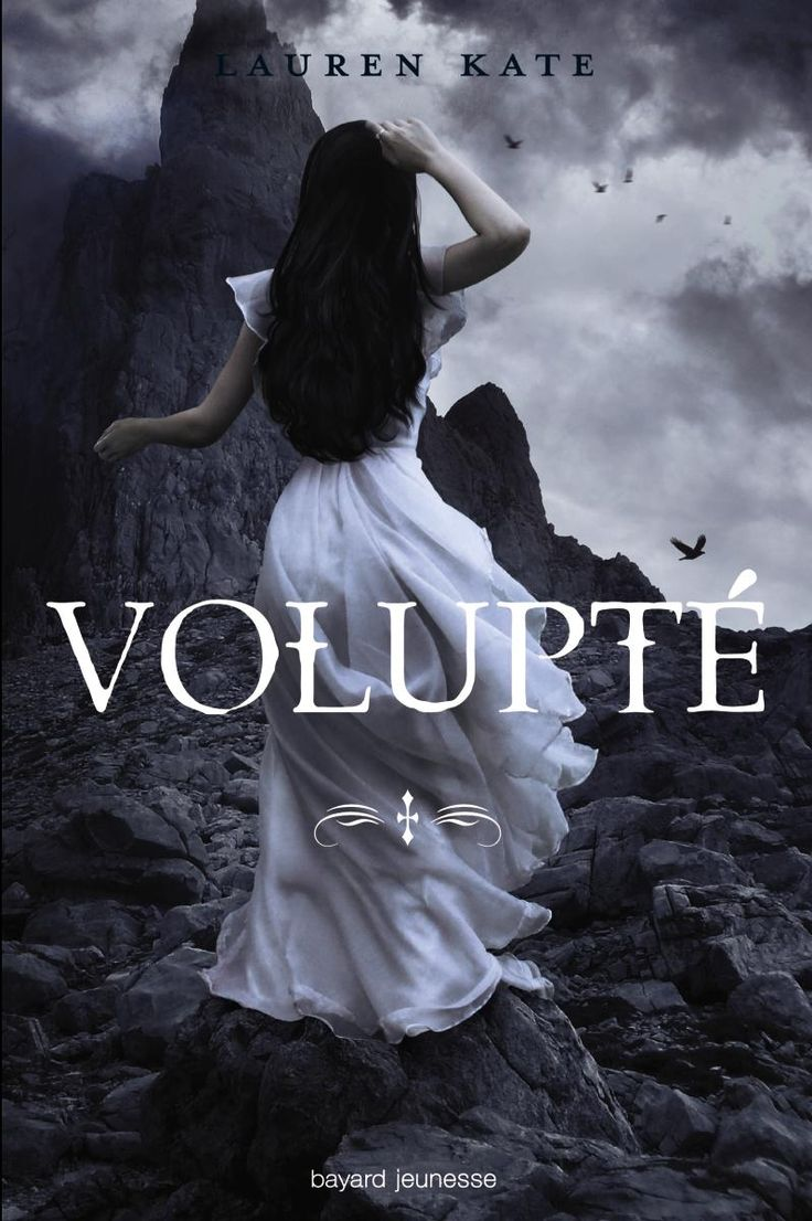 Couvertures, images et illustrations de Damnés, Tome 4 : Volupté de Lauren Kate
