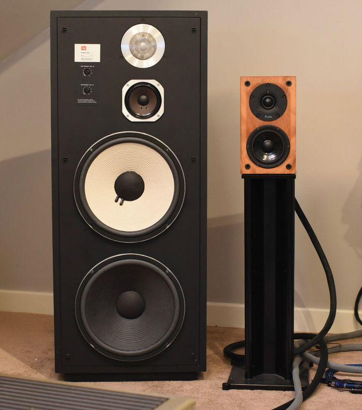 JBL L150a. Floor Standing SpeakersLoudspeakerAudioElectronics