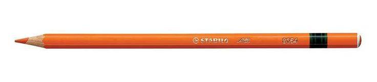 All-Stabilo Colored Pencil - orange