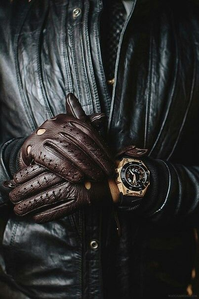 Брухо★★★ leather, timepiece,  fall/ winter style men's fashion and accessories.