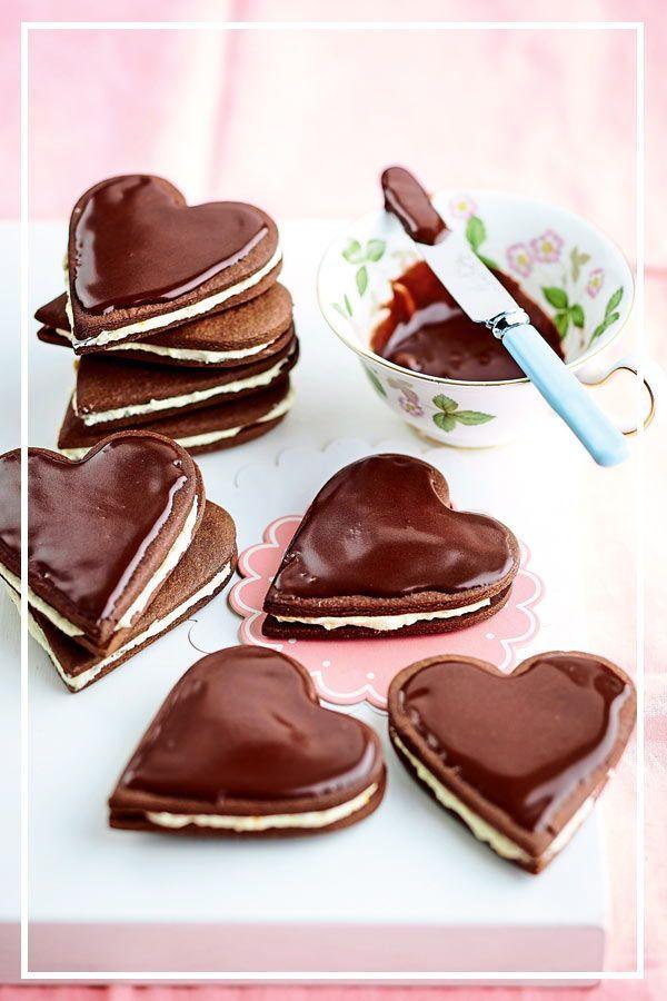 Kleinigkeiten zum Valentinstag selber machen   Lecker