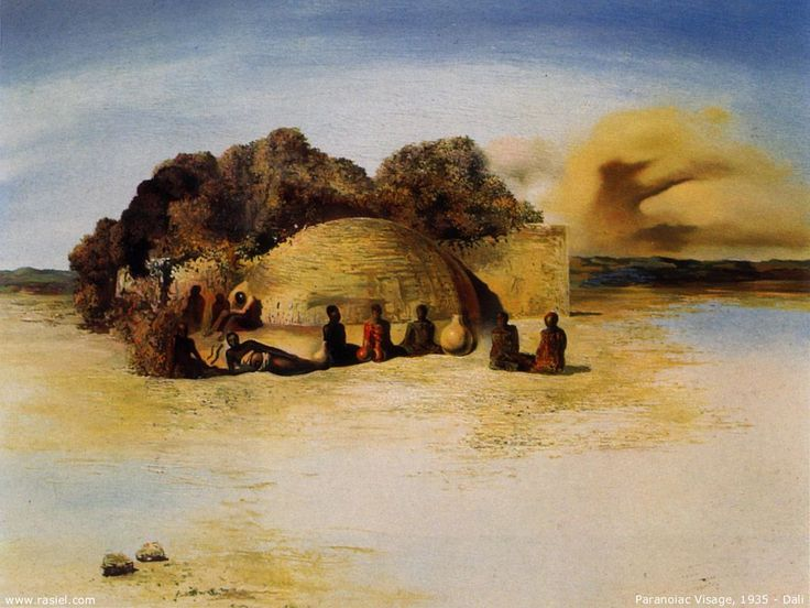 25 Famous Salvador Dali Paintings   Surreal And Optical Illusion Paintings